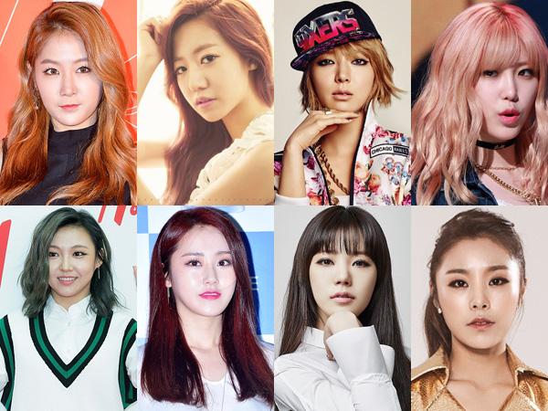 Rayakan Chuseok, Delapan Idola K-Pop Wanita Siap Berduet di Festival Musik MBC