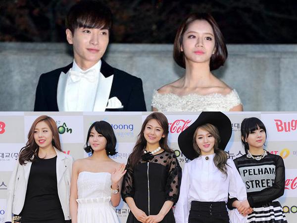 Leeteuk dan Hyeri Kenang Kebahagiaan Ladies Code Saat Menang di 'Gaon Chart K-Pop Awards'
