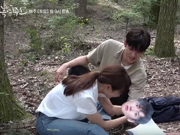 tvN Rilis Behind The Scene Adegan Ciuman Ji Chang Wook dan Won Jin Ah