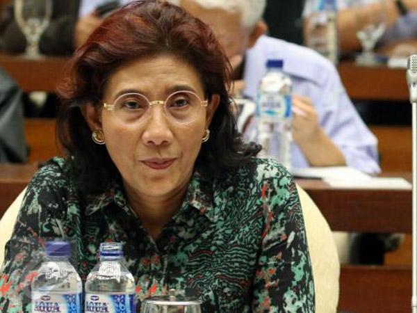 Menteri Susi Sabet Penghargaan Internasional Karena Berani 'Tenggelamkan' Kapal Ilegal