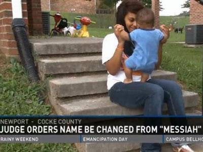 Duh, Nama Mesiah Dilarang Bagi Warga Amerika Serikat