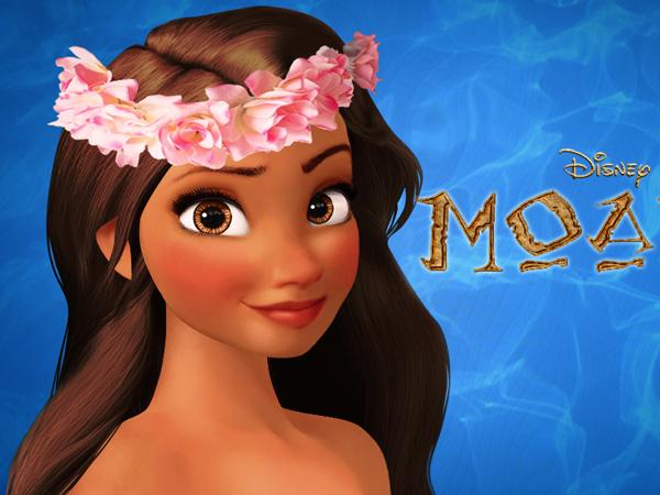 Yuk Kenalan Dengan Disney Princess Terbaru, Moana!