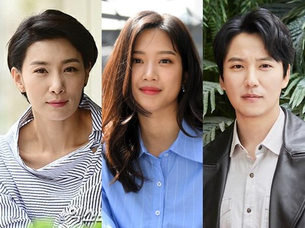 Kim Nam Gil dan Kim Seo Hyung Diam-diam Jadi Mentor Akting Moon Ga Young