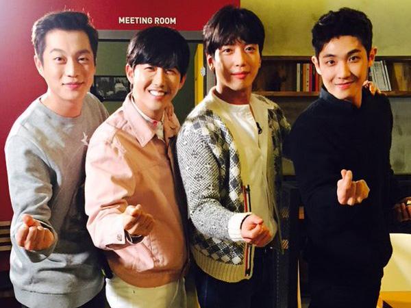 Empat Idola K-Pop Tampan Ini Bentuk Grup Idola Spesial untuk 'Infinity Challenge'!