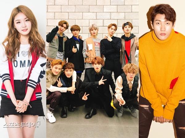 NCT 127, Chungha, dan Shaun Raih Sertifikasi Platinum Gaon Chart