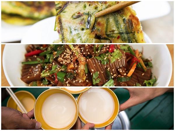 Menjajal Kuliner Favorit Pendaki Korea yang Sehat dan Lezat