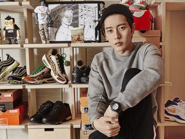 'Pelampiasan' Masa Lalu, Park Hae Jin Koleksi Lebih Dari Seribu Pasang Sepatu