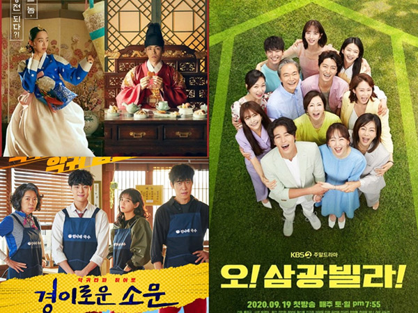 Rating Drama Korea Sabtu - Minggu: Semua Kompak Dapat Rating Tinggi
