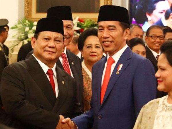 Sudah Menjabat Sebagai Menhan, Masihkan Prabowo Ditolak Masuk Amerika Serikat?