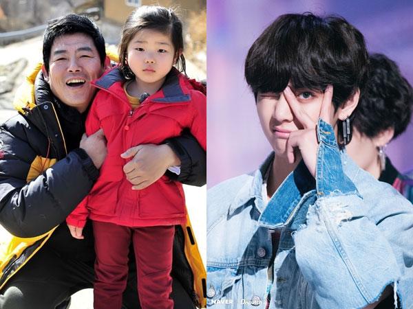Sung Dong Il Ceritakan Reaksi Tak Terduga Sang Putri Saat Terima Hadiah dari V BTS