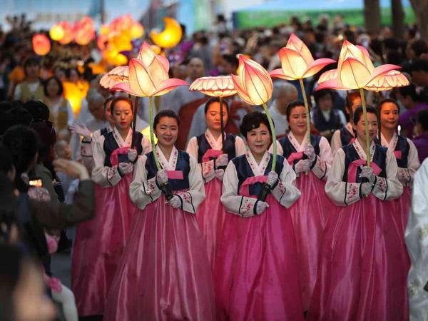 Festival Lentera Korsel Masuk Daftar Warisan Budaya Takbenda UNESCO