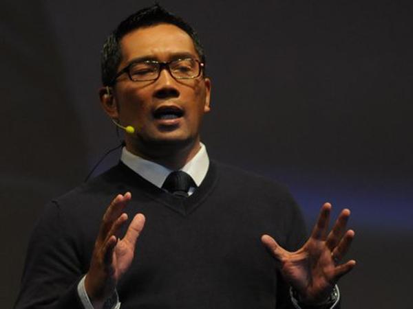 Diduga Tampar Sopir Angkot, Ini Pembelaan Ridwan Kamil