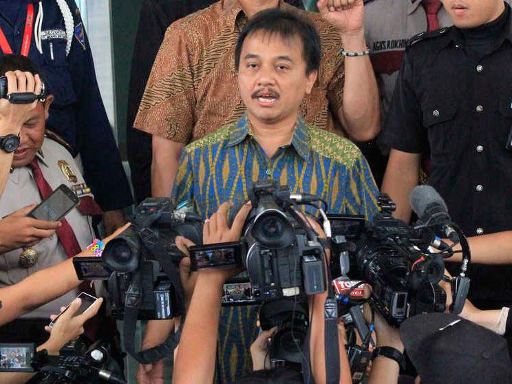 Penjelasan Roy Suryo yang Dituding Tak Kembalikan Ribuan Aset Kemenpora: Fitnah!