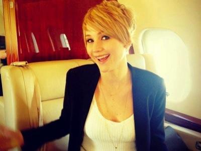 Jennifer Lawrence Ubah Gaya Rambut Untuk Buat Kesal Sutradara 'Catching Fire'?
