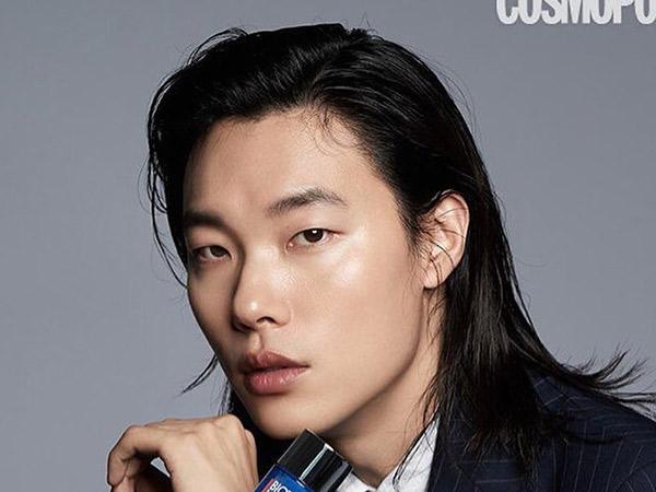 Ryu Jun Yeol Bicara Tentang Rambut Gondrongnya dan Proyek Film Baru
