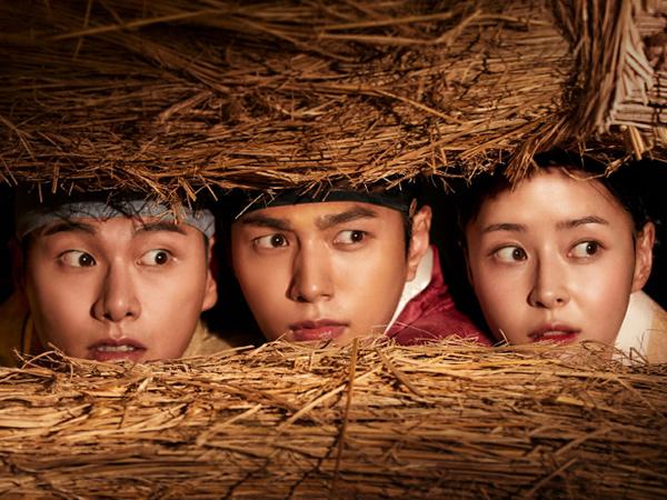 Sinopsis Secret Royal Inspector: Penyamaran Agen Rahasia Kim Myungsoo, Lee Yi Kyung dan Kwon Nara