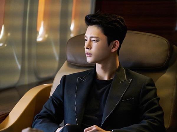 Jadi 'Raja Belanja', Seo In Guk Terlihat Tampan Mempesona di Foto Teaser Drama Terbarunya