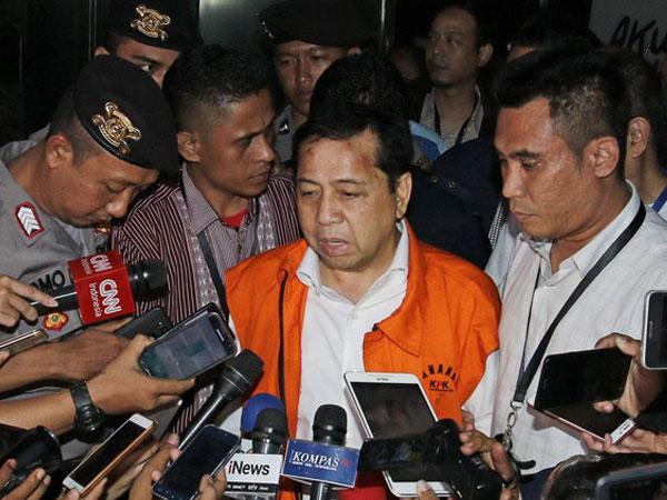 Setya Novanto Terancam Penjara Seumur Hidup karena Bersikap Tak Kooperatif?