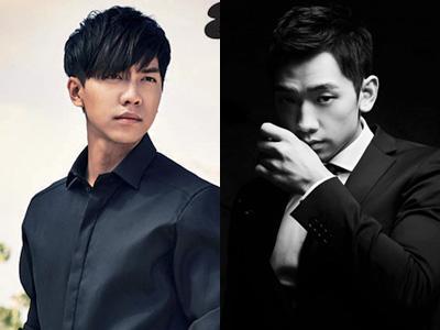 Lee Seung Gi dan Rain akan Tampil Sebagai Penyanyi di MAMA 2013!