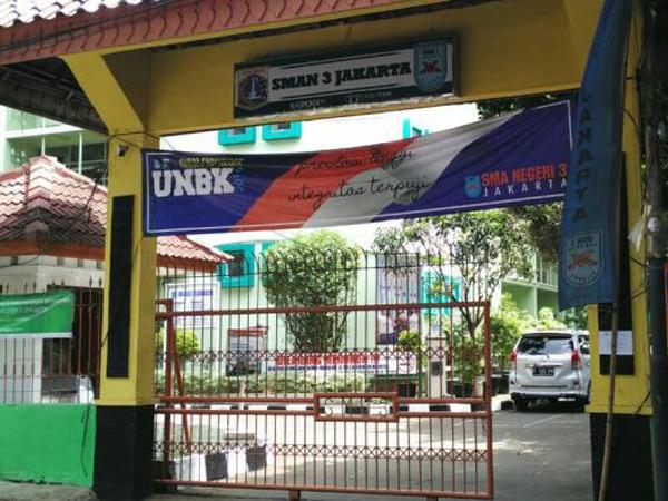 Terlibat Aksi Bullying, 6 Siswa SMAN 3 Jakarta Tidak Diluluskan