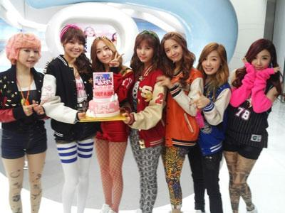 Girls� Generation Heboh di Star King!