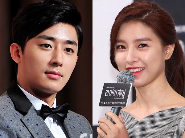 Ini Pernyataan Pihak Agensi Terkait Kabar Pacaran Kim So Eun dan Son Ho Joon