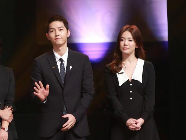 Song Joong Ki dan Song Hye Kyo Akan Jalani Proses Mediasi?