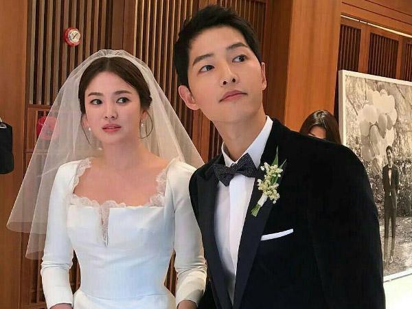 Lokasi Honeymoon Terungkap, Song Joong Ki dan Song Hye Kyo Terlihat Tiba di Bandara Negara Ini