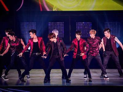 Wow, Konser Tur Dunia Super Junior Tembus 1 Juta Penonton!