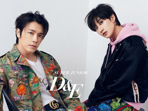 Super Junior D&E Ramaikan Parade Comeback Bulan Depan