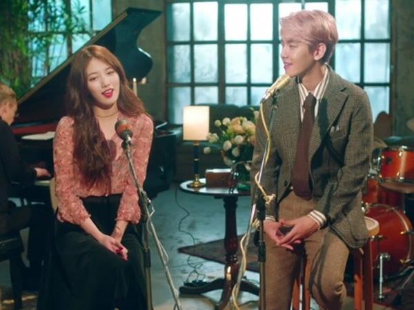Duet Suzy dan Baekhyun Sukses, Siapa Yang Simpan Trofi Kemenangan?