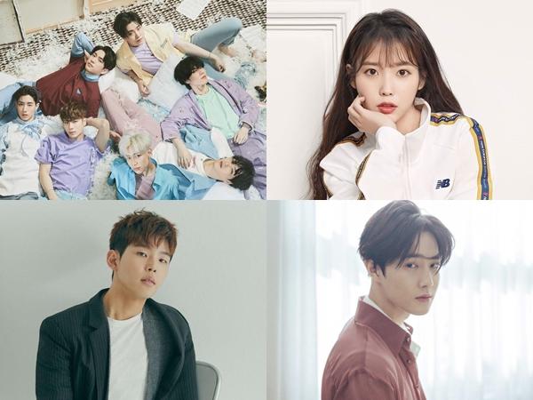 Gaon Chart Umumkan Deretan Artis yang Raih Sertifikat Platinum