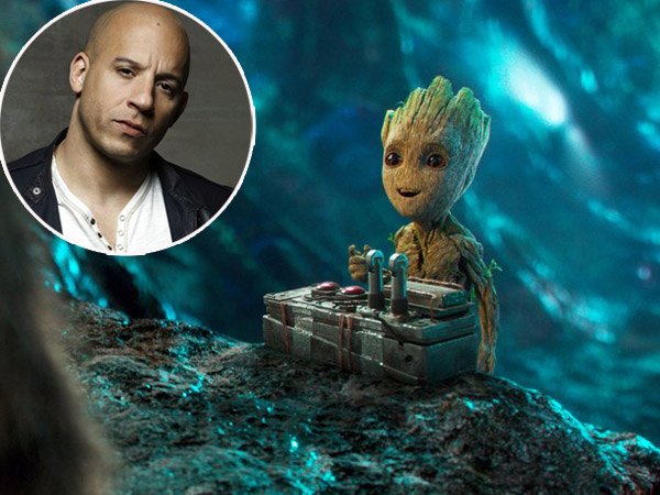 Hanya 3 Kata, Begini Tantangan Vin Diesel Perankan Baby Groot di 'Guardians of The Galaxy Vol. 2'