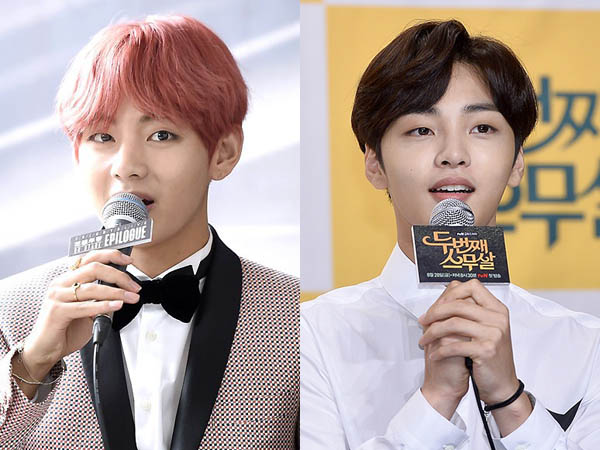 V BTS dan Kim Min Jae Bakal 'Reuni' di Episode Spesial 'Celebrity Bromance'