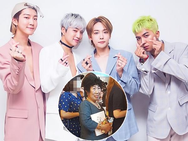 Cerita Nenek 70 Tahun Hadir Jadi Fans Spesial Tak Terduga di Acara Fansign WINNER