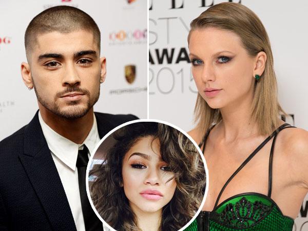 Putus Dari Perrie Edwards, Zayn Malik Dekati Teman Taylor Swift?