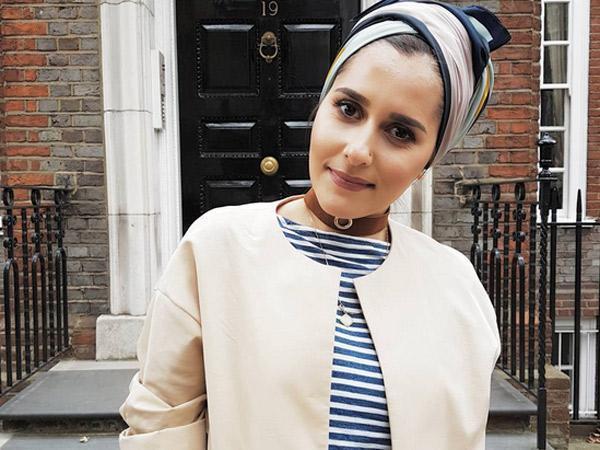 Gaya Turban, Bukan Hijab Melainkan Hanya Penutup Kepala?