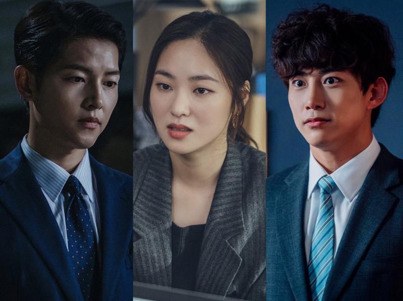 Vincenzo Ep 3-4: Ngerinya Balas Dendam Didikan Mafia, Karakter Taecyeon 'Membagongkan'