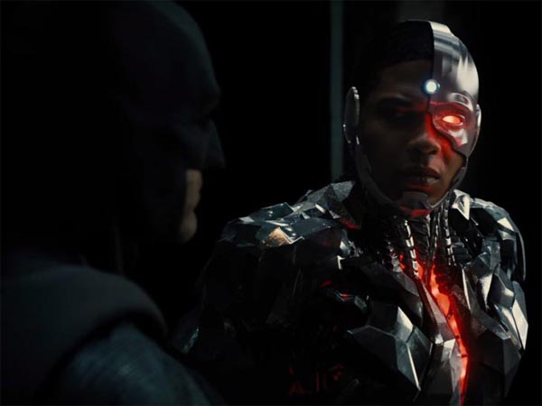 Si Manusia Robot Akan Hadir Di Film The Flash