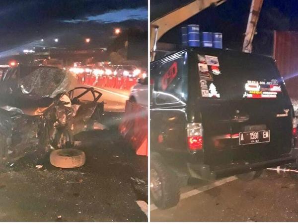 Ini Identitas 13 Korban Kecelakaan Parah di Cawang