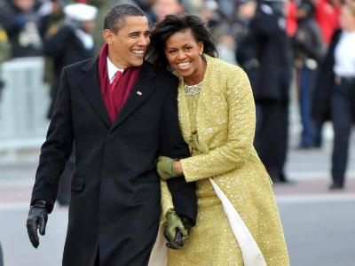 Sweet! Rayakan Ulang Tahun Pernikahan, Barack dan Michelle Obama Saling Puji