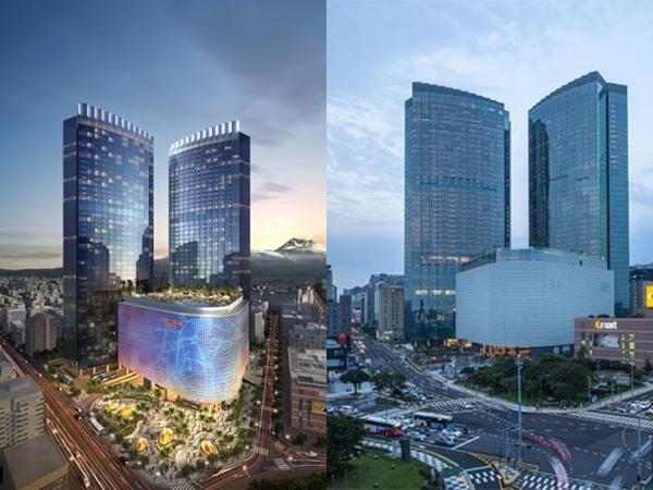 Segera Dibuka, Hotel Grand Hyatt Jeju yang Terbesar di Asia