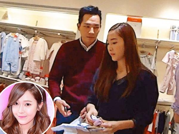 Bantah Tinggal Bersama Tyler Kwon, Jessica Jung Benarkan Beli Baju Bayi