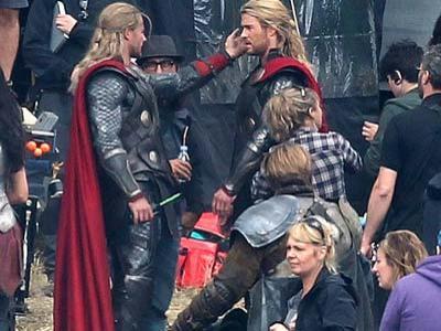 Chris Hemsworth Kembali Angkat Palu Dalam Thor 2