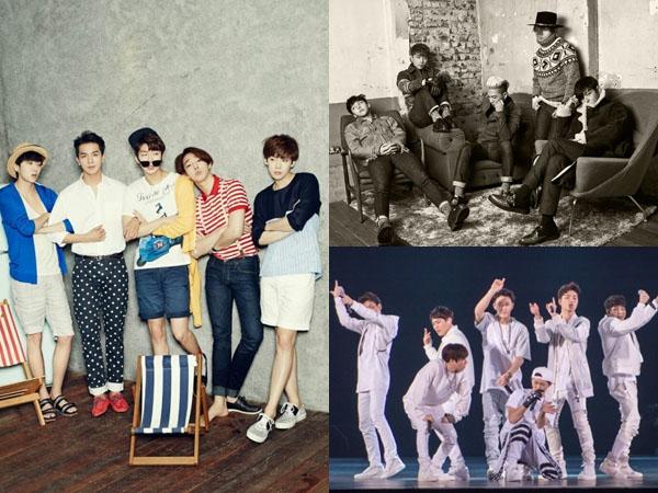 Tiga Boy Group YG Entertainment Dipastikan akan Hadir di Semester Awal 2015!
