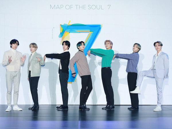 7 Tahun Berkarir dengan 14 Album, BTS Sukses Catat Sejarah dengan Penjualan 20 Juta Kopi