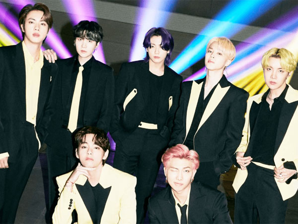 BTS 'Butter' Kalahkan Rekor 'Dynamite' di Chart Billboard Hot 100