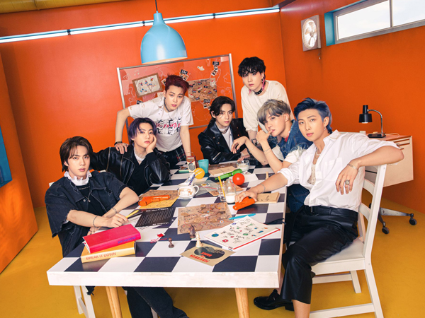 Melihat Performa BTS yang Naik-Turun di Chart Billboard Minggu Ini