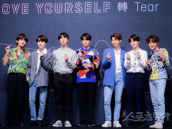 BTS Akui Ada Kompetisi 'Tak Kasat Mata' dalam Grup