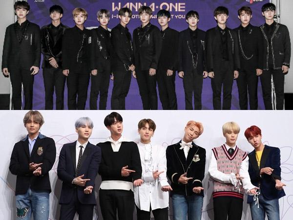 Koreografer Wanna One Angkat Bicara Soal Tuduhan Plagiat Tarian BTS